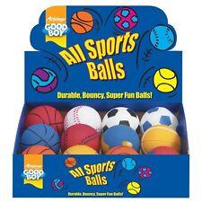 Armitage Good boy Bulk Buy Box 12 Dog Sports Sponge Balls Toy