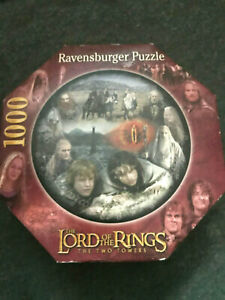 Ravensburger The Lord of the Rings: The Two Towers Jigsaw 1000 Pieces