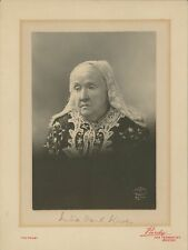 "Julia Ward HOWE (""Battle Hymn of the Republic""): Signed Photograph"