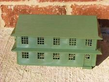 Marx  Army Barracks WWII 1/72 to 1/48 Scale Toy Solider Playset Accessory