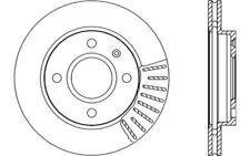 2x OPEN PARTS Discos freno delanteros Ventilado 239,5mm Para FORD KA BDA1176.20