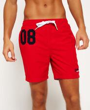 Superdry Swim Trunks Men's Swimshorts M30005pof1 Red Men M