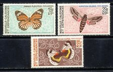 New Caledonia Butterfly airmail set, C51-3 mnh vf complete 38.00