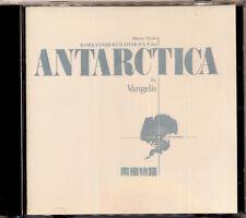 ANTARCTICA Vangelis Scored Soundtrack CD