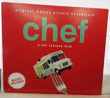 Chef [Original Soundtrack] [Digipak] by Original Soundtrack (Milan) Pre-Owned