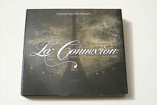 LA CONNEXION 2-CD+DVD BOX 2009 (Haftbefehl Chakuza Jeyz Azad Freeman Kool Savas)