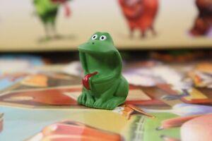 2007 Mattel Snorta! Game Replacement Frog Animal Figure