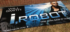 Cinema Banner: I, ROBOT 2004 Will Smith Bridget Moynahan