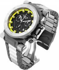 New Mens Invicta 26639 52mm Coalition Forces Chronograph Bracelet Watch