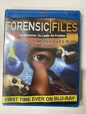 Forensic Files: The Best of Forensic Files in HD - Volume Three 3 (Blu-ray...