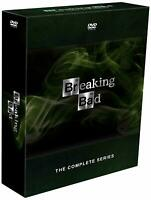 Breaking Bad: The Complete Series (DVD, 2014, 21-Disc Set) NEW & FACTORY SEALED