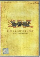 ANIME Yu Gi Oh Duel Monster Complete (ENGLISH) DVD Box Set YuGiOh - BRAND NEW