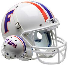 FLORIDA GATORS NCAA Schutt XP Full Size REPLICA Football Helmet