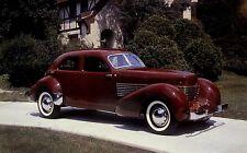 Buehrig 1936 #856 AUBURN CORD 810 Baby Duesenberg