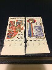 Czechoslovakia stamp NHM 1976 Czechoslovak communist party congress