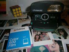 Polaroid 600 Elegante Verde acentuados ** película + FLYER Incluido *** listo para disparar *