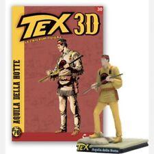 Statuine TEX 3D La collezione ufficiale Uscita n° 20 Tex aquila della notte