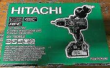Hitachi DV18DBL2 18V Lithium Ion Brushless Hammer Drill