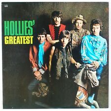 THE HOLLIES: Greatest USA Capitol Green Label N-16056 Mono Vinyl LP Beat Rock