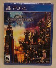 New! Kingdom Hearts III (Sony PlayStation 4, 2019) - U.S. Retail Version