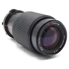 Tokina 80-200mm f/4.5 Manual Zoon Zens Minolta MD Mount