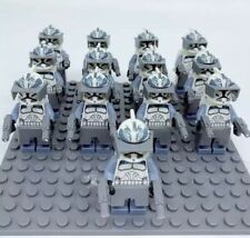13x Wolfpack Clone Trooper Mini Figures (LEGO STAR WARS Compatible)