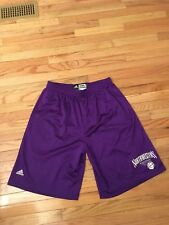 Northwestern Wildcats Ncaa Authentic Adidas Men's Basketball Practice Shorts 2Xl