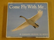 2-CD BOX / COME FLY WITH ME - 40 STANDARDS BRIDGING THE WORLD