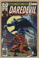 Daredevil #158 RARE JEWELRY INSERT VARIANT 1st Frank Miller Marvel Comics FN-