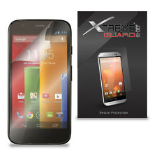 6-Pack HD XtremeGuard HI-DEF Screen Protector Cover For Motorola Moto G Forte