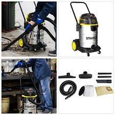 Stainless Steel Wet Dry Vacuum Cleaner Shop Vac Garage 8 Gallon Tank Heavy Duty