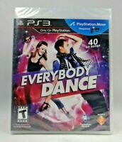 Everybody Dance (Sony PlayStation 3, 2011)