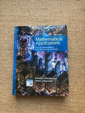 Mathematical Applications for the Management, Life, and Social Sciences (US 12E)