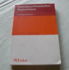 Sozialpsychiatrisches Basiswissen-Grundlagen und Prais von BERND EIKELMANN-1998