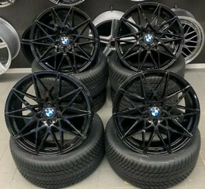 19 Zoll AX9 Felgen für BMW 3er e46 e36 e90 e91 e92 e93 f30 f31 M Performance
