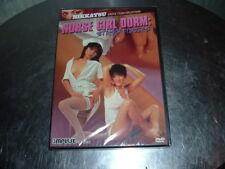 NURSE GIRL DORM: STICKY FINGERS DVD Nikkatsu Erotica JAPANESE HORROR CULT Global
