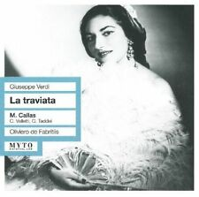 Verdi: La Traviata (CD, Sep-2007, 2 Discs, Myto Records)