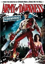 Army of Darkness (screwhead Edition) 0025195054607 DVD Region 1