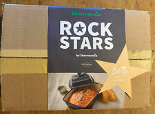 Thermomix Betty Steingut Bräter Brot Backen NEU Rock Stars
