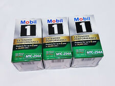 Lot of 3 - Mobil 1 M1C-254A Extended Performance Oil Filter - New
