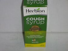 Cough Syrup With Honey Honey; 5 Oz  by Herbion Naturals - Exp 3/2023