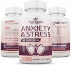 Happy Pills Natural Anti Anxiety Relief & Depression Supplement | Pink