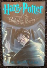 Harry Potter and the Order of the Phoenix by J. K. Rowling. 1st/1st. Mint!