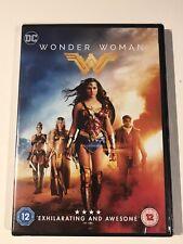 WONDER WOMAN DC COMICS DVD NEW & SEALED