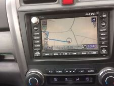 Honda CRV satnav /radio/cd pleyer headunit 2007 onword repair service