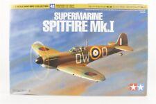 TAMIYA 1/72 AIRCRAFT SUPERMARINE SPITFIRE MK1