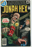Jonah Hex # 19 VF- Shoot The Fuse Out Hex  Please     DC Comics CBX1S