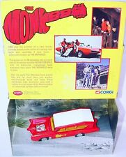 Corgi Toys 1:43 THE MONKEES MONKEEMOBILE Pontiac GTO TV Movie Car 07104 MIB`01!