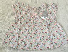 BNWT Next Floral Top (Size 3-4 Years) RRP £8.50