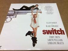 Switch Laserdisc Ellen Barkin  Jimmy Smits SEALED BRAND NEW